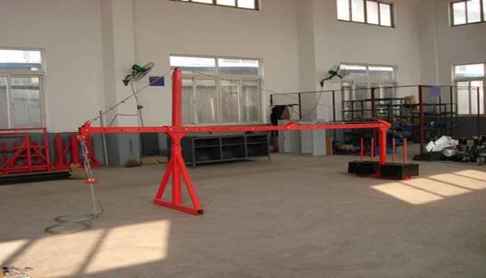 Rope Suspended Platform Products